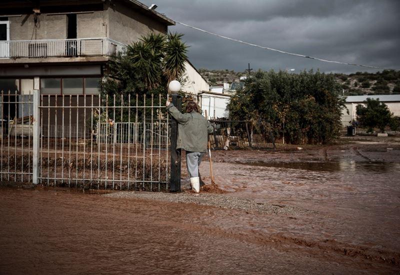 Αποζημιώσεις 12,3 εκατ. για τις πλημμύρες στη Δ. Αττική