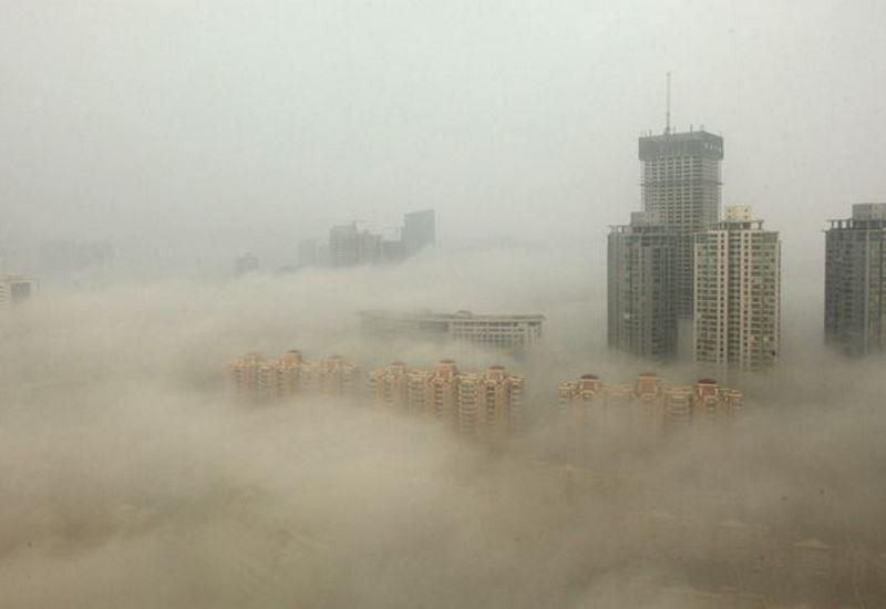 Η Κίνα δίνει στις τοπικές αρχές τα έσοδα από πρόστιμα βιομηχανικής ρύπανσης