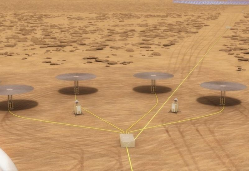 NASA: Ηλεκτρική ενέργεια στον Άρη με «μίνι» πυρηνικό αντιδραστήρα!