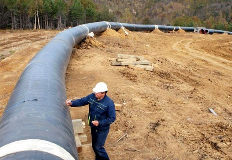 Αζερμπαϊτζάν: Ολοκληρώνεται το έργο μεταφοράς αερίου στην Ευρώπη