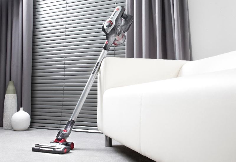 Hoover Rhapsody: Eνας «ελβετικός σουγιάς» για τον καθαρισμό του σπιτιού!