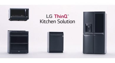 LG ThinQ Kitchen Solution