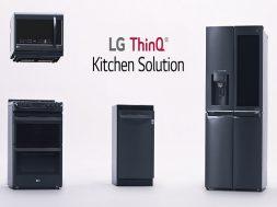 LG ThinQ Kitchen Solution