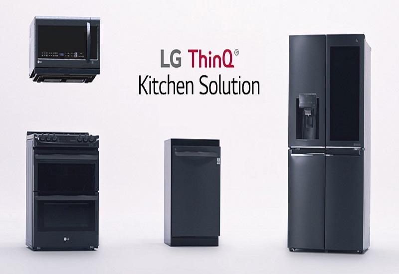 LG: Aκόμα πιο ευχάριστη η κουζίνα του μέλλοντος με το δίκτυο συνδεδεμένων συσκευών