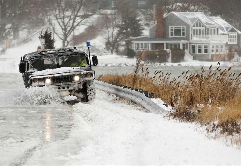 Χιονίζει σε όλη τη χώρα- Ποιοι δρόμοι είναι κλειστοί;