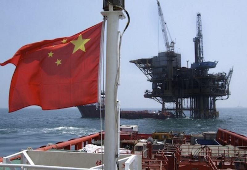 Κίνα: Ετήσια μείωση στην παραγωγή πετρελαίου