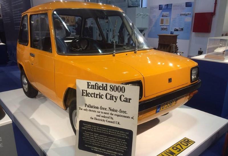 Το πρώτο ηλεκτρικό αυτοκίνητο είναι …ελληνικό!