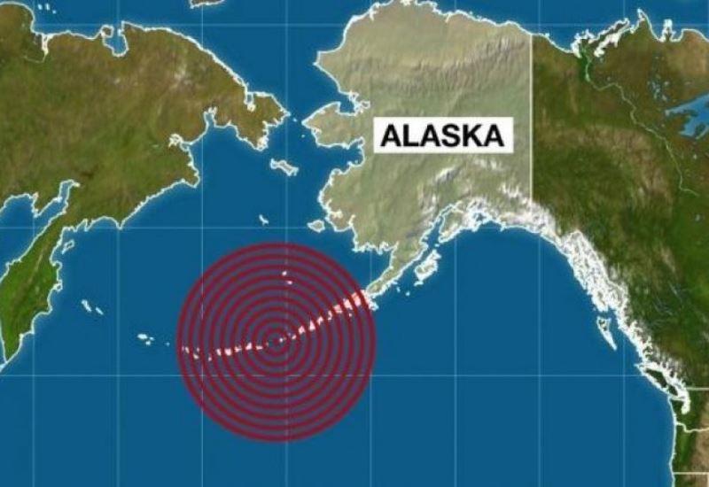 Αλάσκα: Σεισμός 8,2 ρίχτερ- Προειδοποίηση για τσουνάμι