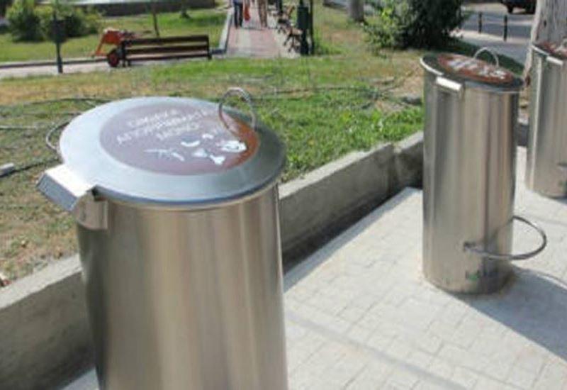 Θεσσαλονίκη: Υπογειοποίηση 80 κάδων απορριμμάτων στο ιστορικό κέντρο
