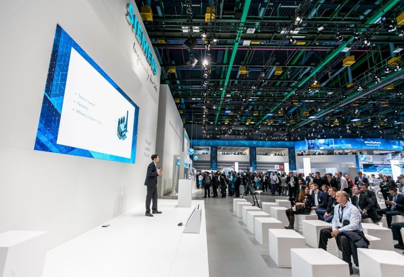 Siemens: Έφτασε η στιγμή της υλοποίησης του Industry 4.0