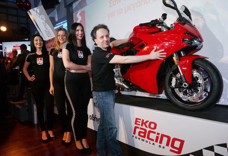 """Ο διαγωνισμός """"EKO RACING 100"""" ανέδειξε τον μεγάλο νικητή του!"""