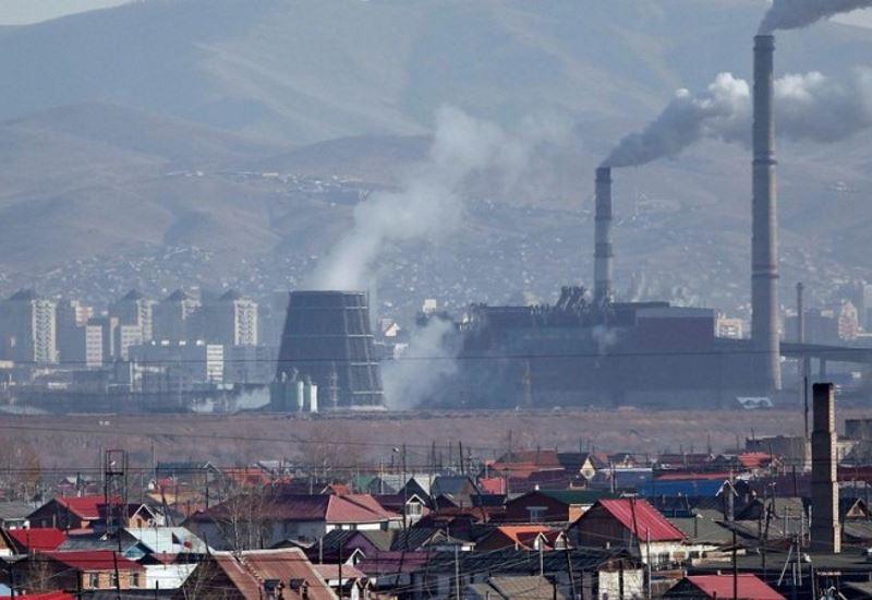 Μογγολία: Η ρύπανση του αέρα προκαλεί σοβαρά προβλήματα στην υγεία
