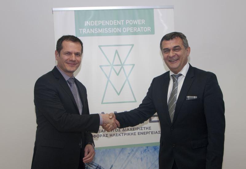 Συνάντηση των διοικήσεων ΑΔΜΗΕ-MEPSO