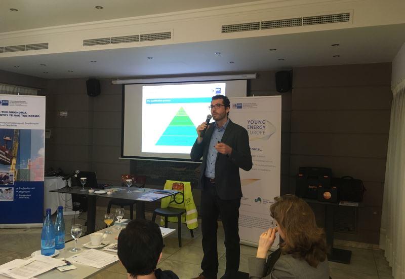 Young Energy Europe: Εκπαιδευτικά σεμινάρια για ενεργειακή εξοικονόμηση
