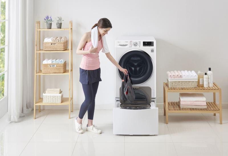 Περισσότερος ελεύθερος χρόνος από τις οικιακές συσκευές της LG