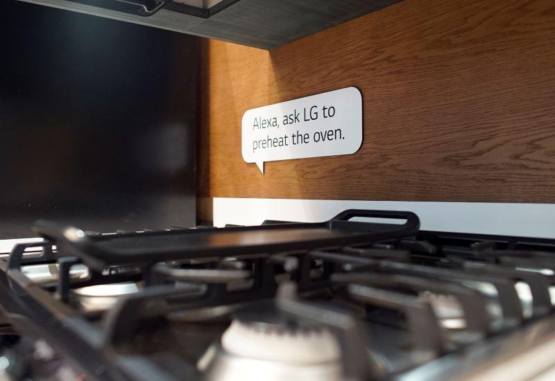 Στο μέλλον η LG κουζίνα σας θα σκέφτεται μόνη της!