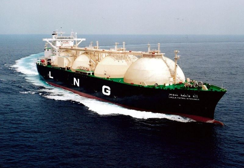 Ινδία: Αύξηση για πέμπτο σερί μήνα του εισαγώμενου LNG