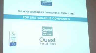 Top Sustainable Company QH