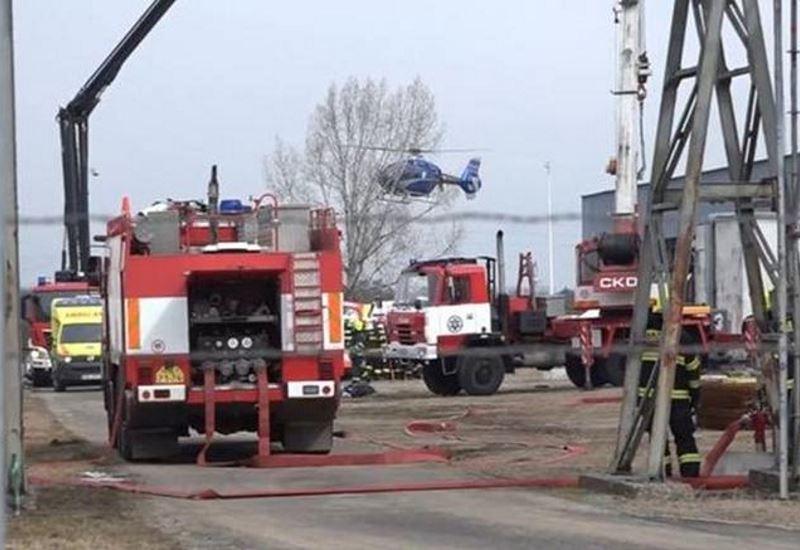 Τσεχία: Εξι νεκροί από έκρηξη σε χημικό εργοστάσιο