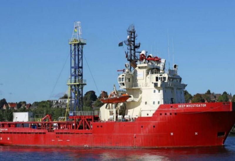 Κύπρος: Στο οικόπεδο 10 το Ocean Investigator
