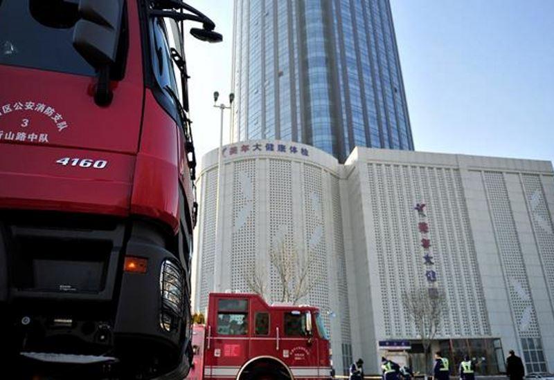 Κίνα: Συνθετικό τζελ επιβραδύνει την επέκταση της φωτιάς