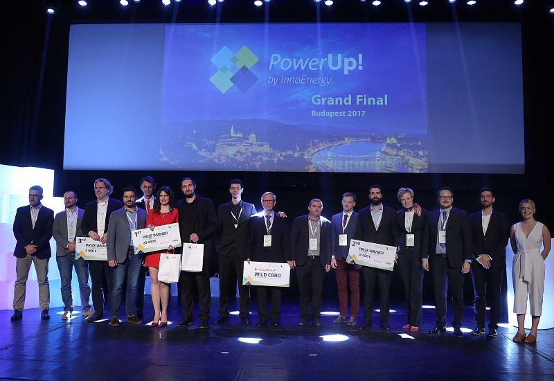 Η επόμενη έκδοση του διαγωνισμού PowerUp! με έπαθλο 30.000€