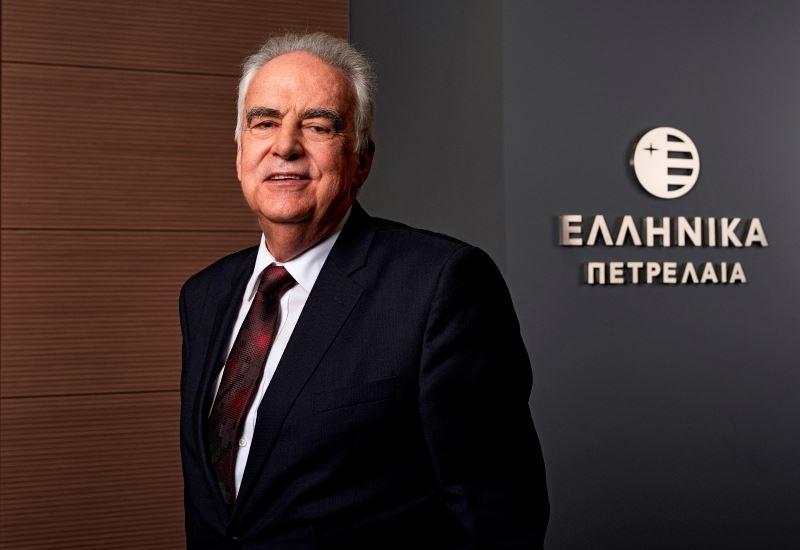 Πρόεδρος και διευθύνων σύμβουλος των ΕΛΠΕ ο Ευστάθιος Τσοτσορός