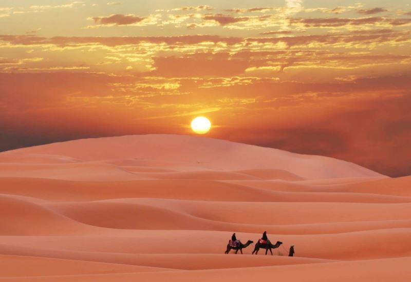 Αυξήθηκε κατά 10% η έκταση της ερήμου Σαχάρα από το 1920