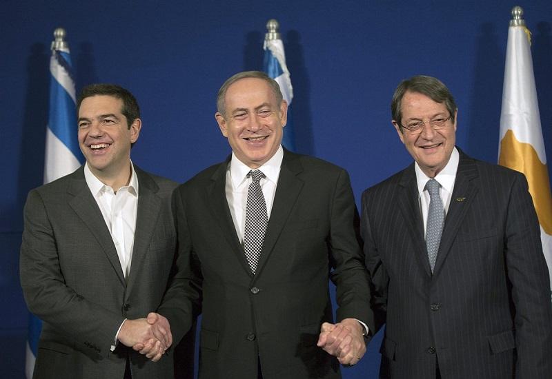 Στο τραπέζι σήμερα ο αγωγός Ισραήλ-Κύπρου-Ελλάδας