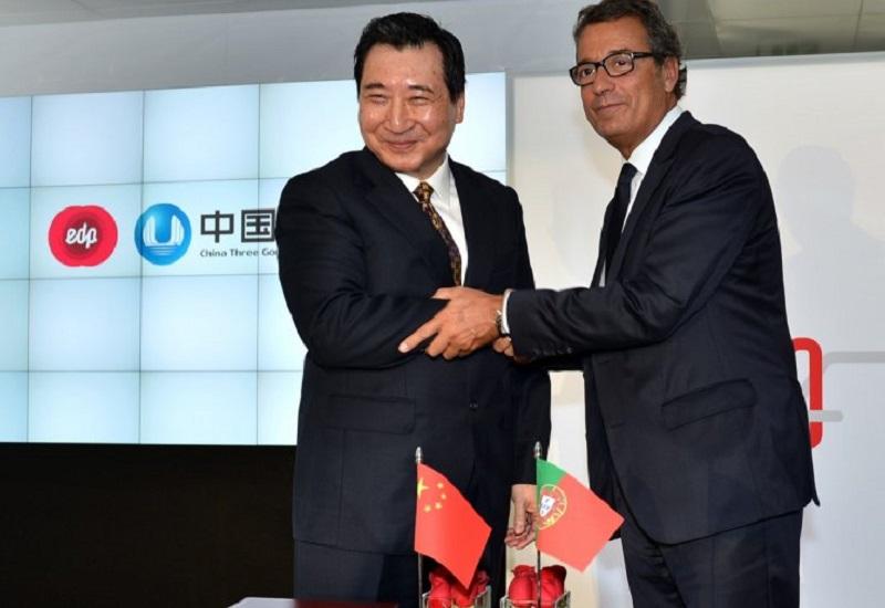 Επέλαση μέσω Πορτογαλίας των Κινέζων στην ενέργεια της Ευρώπης