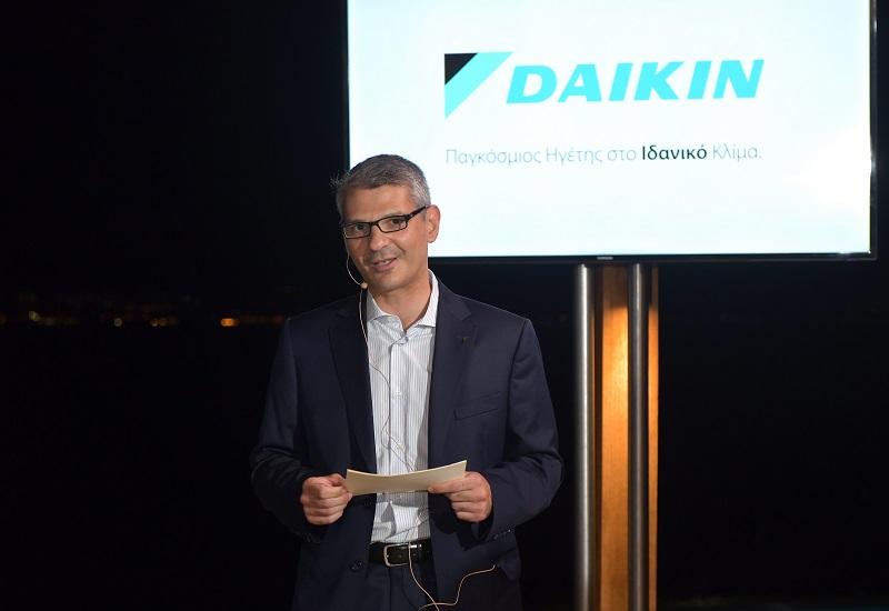 Την έναρξη της καλοκαιρινής σεζόν γιόρτασε η Daikin Hellas