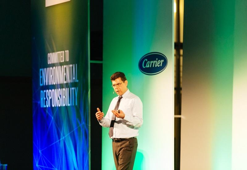 Η Carrier παρουσίασε το μέλλον της βιομηχανίας Θέρμανσης, Εξαερισμού και Κλιματισμού (HVAC)