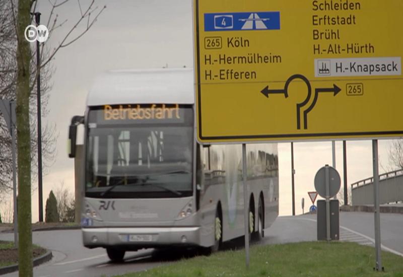 Γερμανία: Δοκιμάζεται λεωφορείο υδρογόνου (vid)