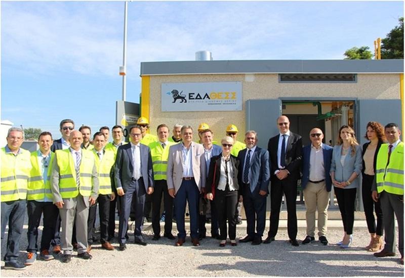 ΕΝΙ: Στηρίζει την επέκταση δικτύου της ΕΔΑ Θεσσαλονίκης-Θεσσαλίας