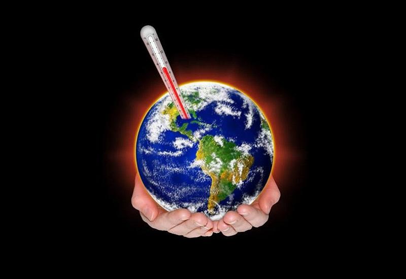 Πάνω από τον μέσο όρο η θερμοκρασία της Γης τον Απρίλιο!