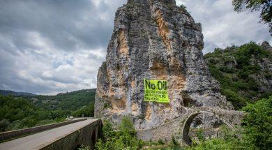 no oil greenpeace