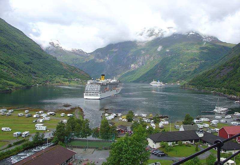 Να σταματήσει η εκπομπή αερίων στα φιορδ θέλει η Νορβηγία