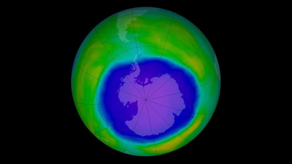 Χημική ουσία απειλεί την ανάκαμψη της τρύπας του όζοντος