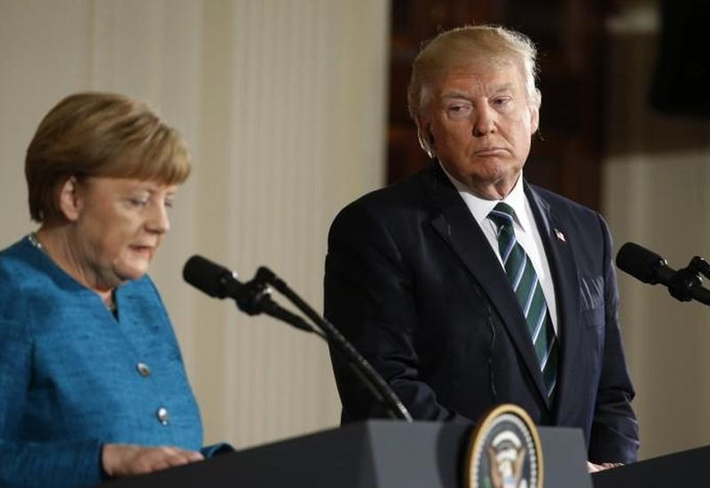 Ο Τραμπ ζητά από τους Γερμανούς να εγκαταλείψουν τον Nord Stream 2