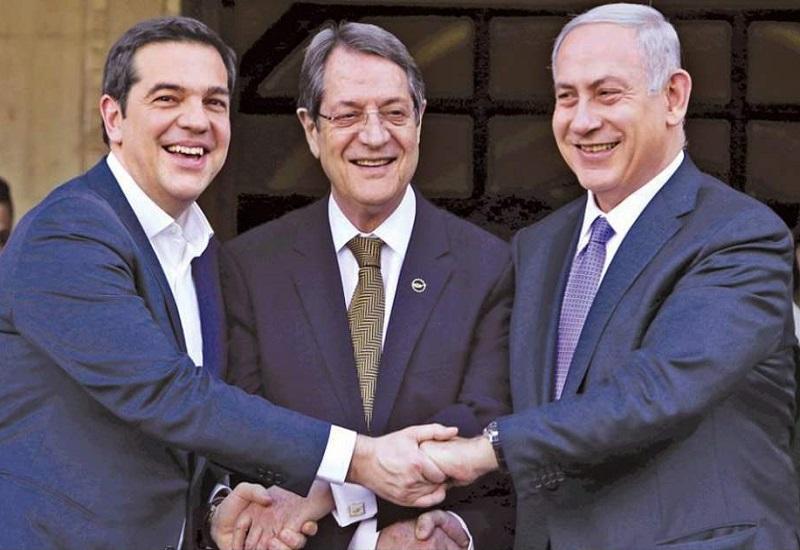 Μπ. Νετανιάχου: Κοινός αγωγός Ισραήλ-Κύπρου-Ελλάδας