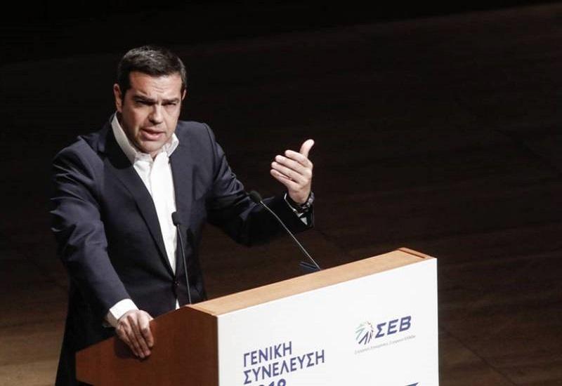 """Αλ. Τσίπρας: """"300 εκατ. ευρώ έως το 2021 για την ενεργειακή αναβάθμιση βιομηχανιών"""""""