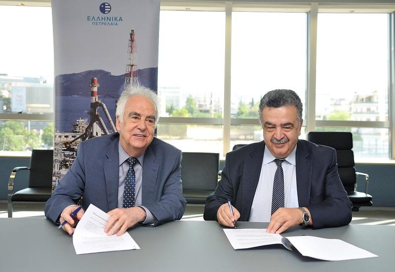 Μνημόνιο συνεργασίας υπέγραψαν ΕΛΠΕ – ΟΠΑ