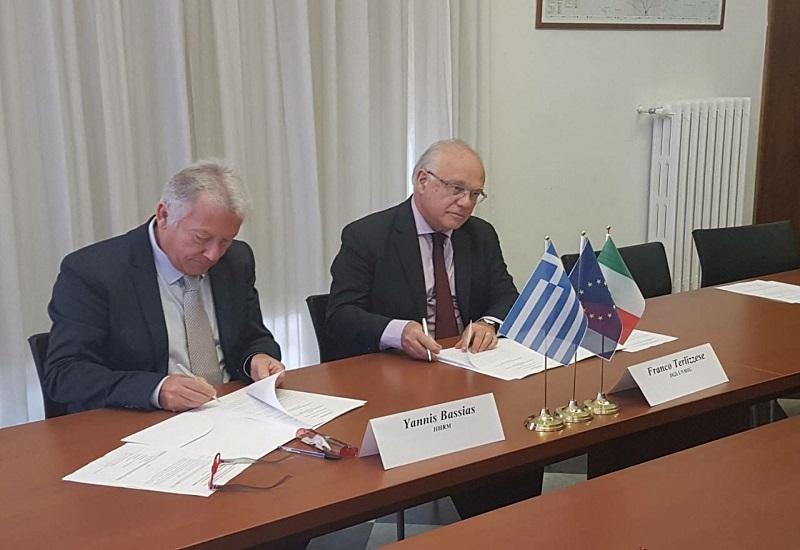 Συμφωνία Ελλάδας – Ιταλίας για την ασφάλεια στις υπεράκτιες δραστηριότητες έρευνας και εκμετάλλευσης υδρογονανθράκων