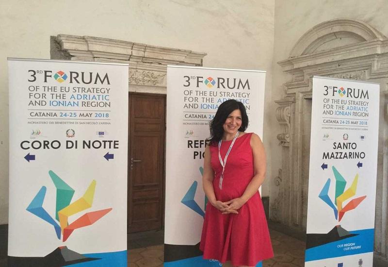 ΔΕΣΦΑ: Συμμετείχε στο 3ο Forum Στρατηγικής της ΕΕ για Αδριατική-Ιόνιο