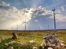 aerogeneradores y campos