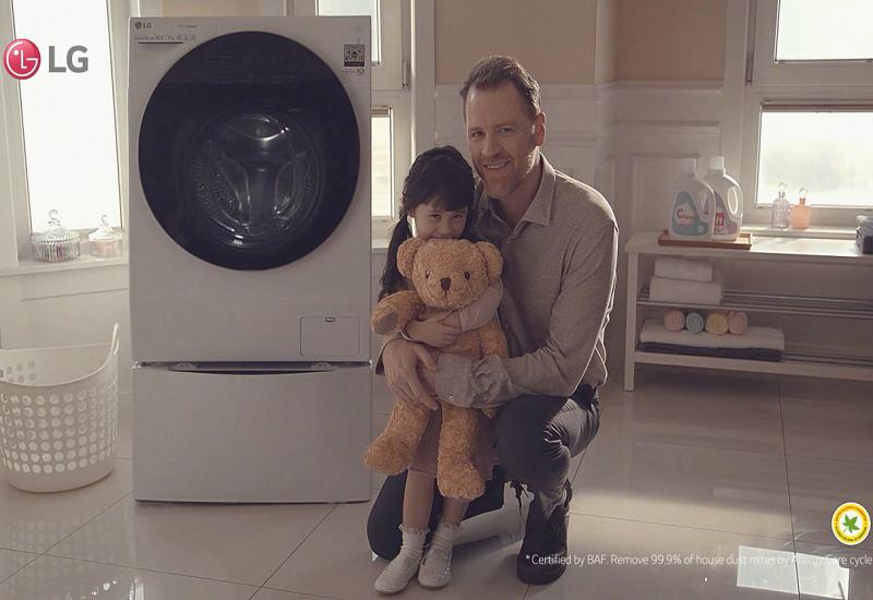 LG Πλυντήριο με Τεχνολογία Ατμού: ο καλύτερος τρόπος να κρατήσεις αυτά που αγαπάς κοντά σου για περισσότερο καιρό (vid)