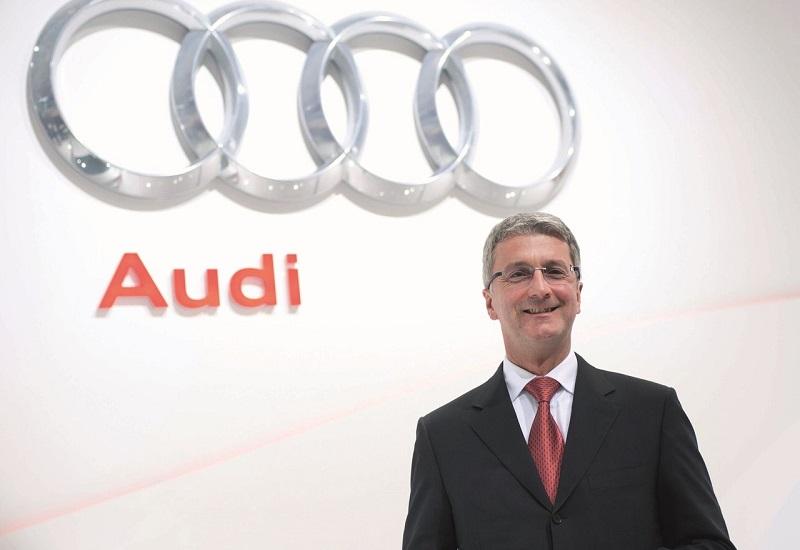 Συνελήφθη ο CEO της Audi για το σκάνδαλο ρύπων!