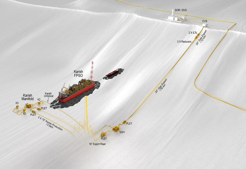 Cenergy: Η TechnipFMC αναθέτει τον υποθαλάσσιο αγωγό μεγάλου βάθους Karish στη Σωληνουργεία Κορίνθου