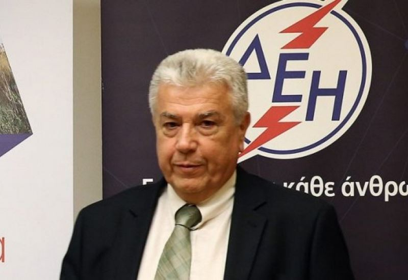 """Εμμ. Παναγιωτάκης: """"Δουλεύουμε να μην επιβαρυνθούν άλλο τα αποτελέσματα της ΔΕΗ"""""""