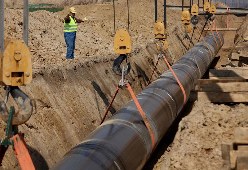 Σχεδόν έτοιμος ο αγωγός φυσικού αερίου Ελλάδας- Αλβανίας
